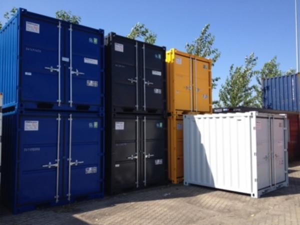 8' Lagercontainer CTX