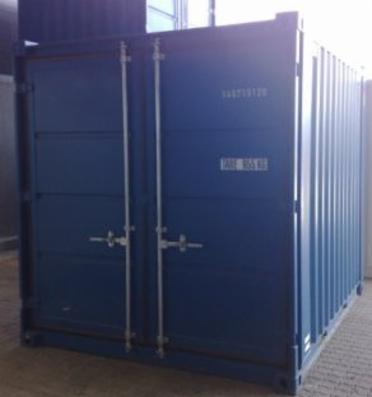 10' Lagercontainer CTX