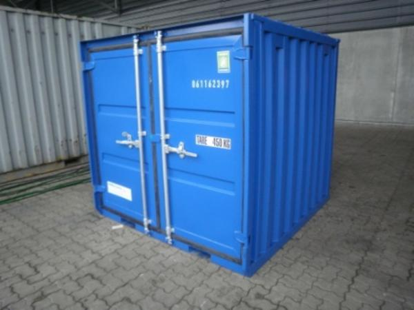 6' Lagercontainer CTX