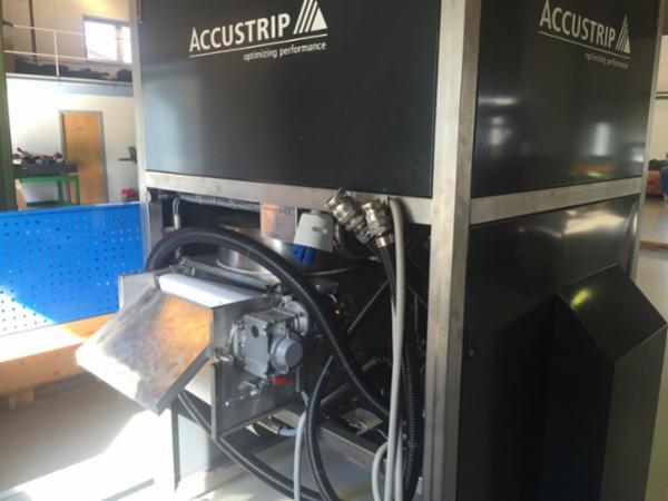 Centralrensningsanlæg til køle-smøremiddel i cnc maskiner