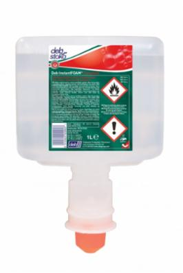 Deb InstantFoam alkoholbaseret hånddesinfektionsskum 1 l Touch Free patron