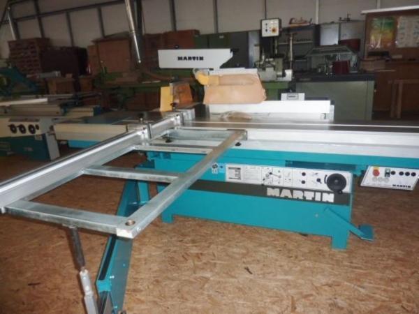 MARTIN Formatsav sælges hos Slejpner Maskiner A/S