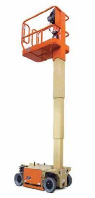 Saxlifte udlejes - 5,8 m