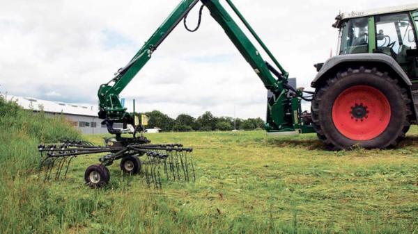 Rotorrive | GreenTec KR 250