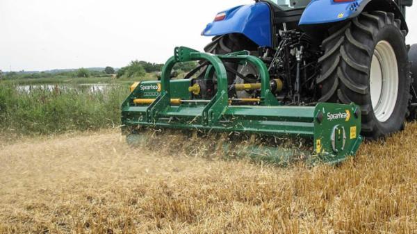 Slagleklipper til traktor | Spearhead Trident 2000 - 2800 HD