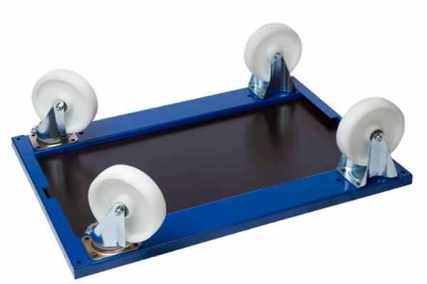 Udskiftning til nylonhjul Ø200 mm.