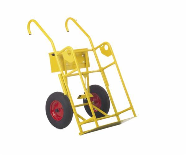 Ilt- og gasvogn KS-RA 145860
