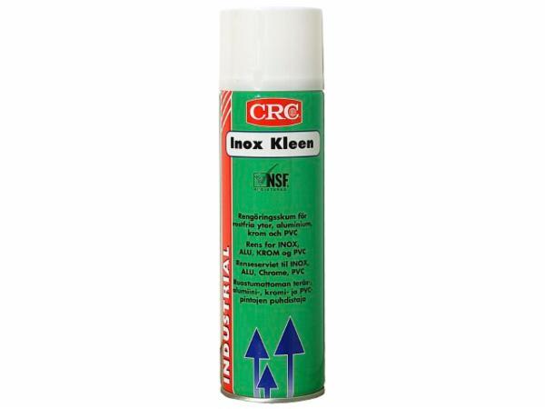 Rengøringsspray CRC Inox Kleen til rustfri