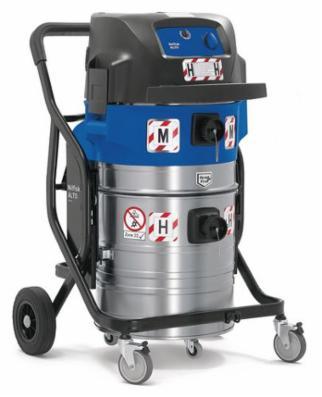 Sikkerhedssuger S 990, ex-zone 22, til støvklasse M og H, max. ydelse 2200 W, 50 liter