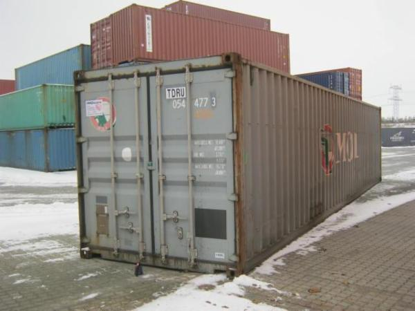 054477-3 40'skibscontainer