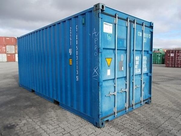 5013113-5 20'skibscontainer m/bom