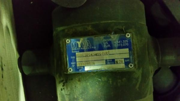 Hyva UCB 126-5-02480 cylinder