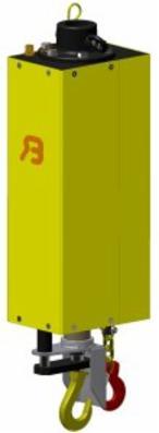 GEJO 05 hydraulisk single-hook aggregat