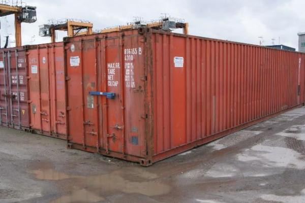 816155-8 40'skibscontainer