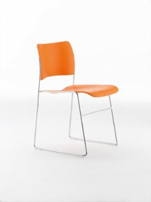 40/4 designerstol 10 stk. - SPAR 60% - FABRIKSSALG