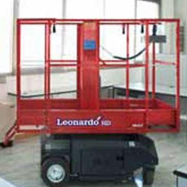 Mobil platformlift