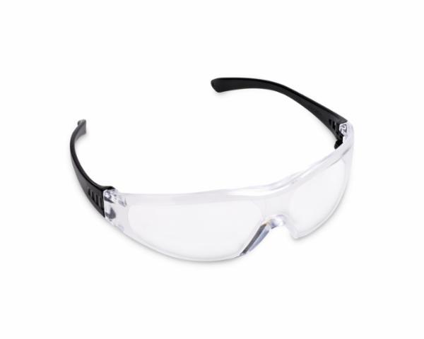 Beskyttelsesbriller ridsefri - klar