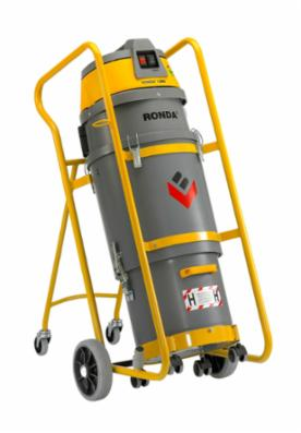 RONDA 1200H - en kraftig industristøvsuger