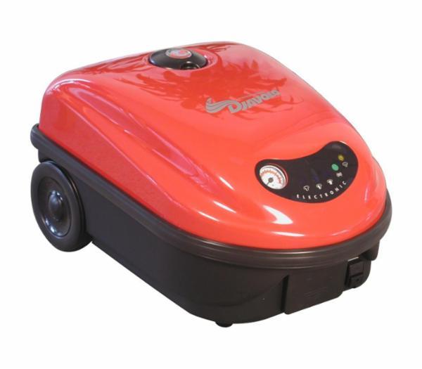 Effektiv rengøring uden kemikalier med DIAVOLO PC 2600
