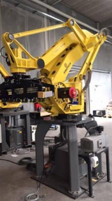 Brugt Fanuc Robot sælges