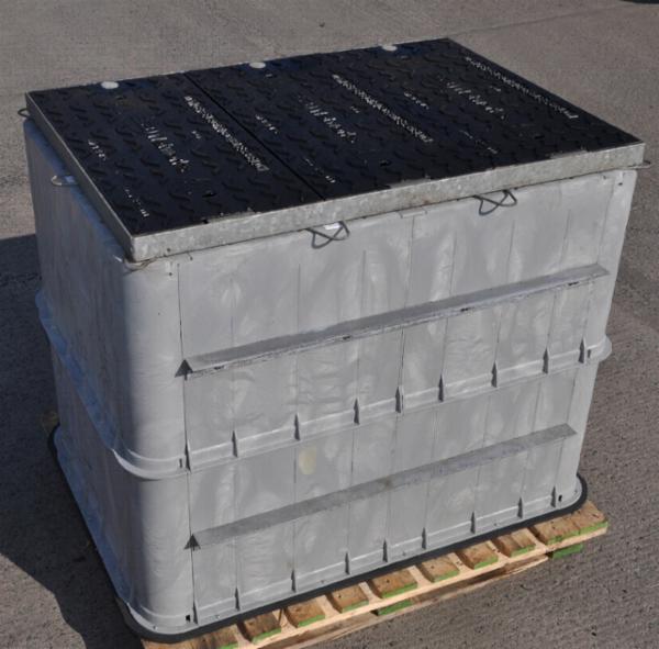 6x International - Brønde 12,5 tons