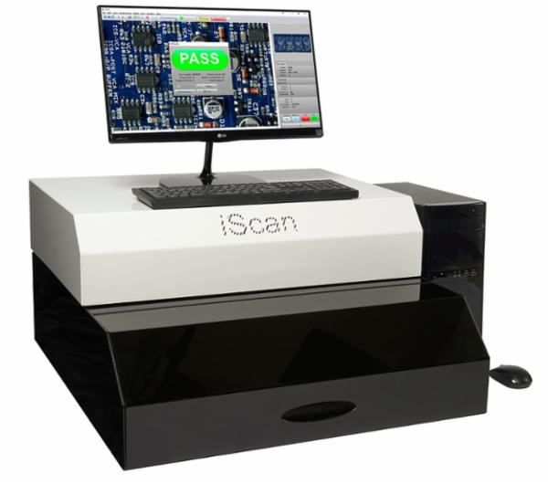 Powerful benchtop AOI with easy GUI at entry level price.