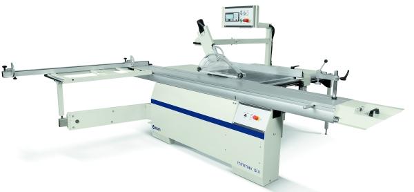 Fabriksny SCM Minimax Si X rundsav til omgående levering, sælges hos LINDLARSEN A/S
