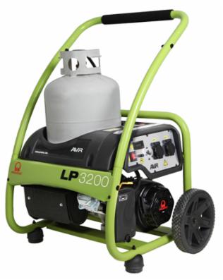 Generator gas LP3200