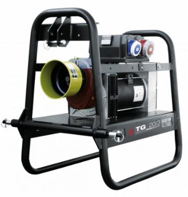 Generator PTO TG30/15 IP23