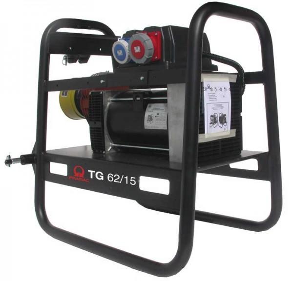 Generator PTO TG62/15 IP23