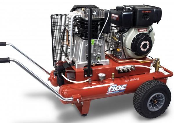Kompressor diesel Agri 75