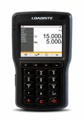 Intelligent vejning med den nye LOADRITE L3180 til læssemaskiner