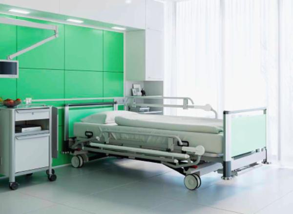 Hospitalsseng til tunge/bariatriske patienter - IMAGE 3 XXL
