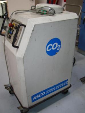 ASCO tørisblaster Double Hose system (Brugt)