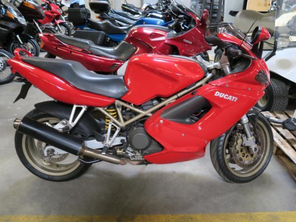 1441 Motorcykler sælges via Campen Auktioner