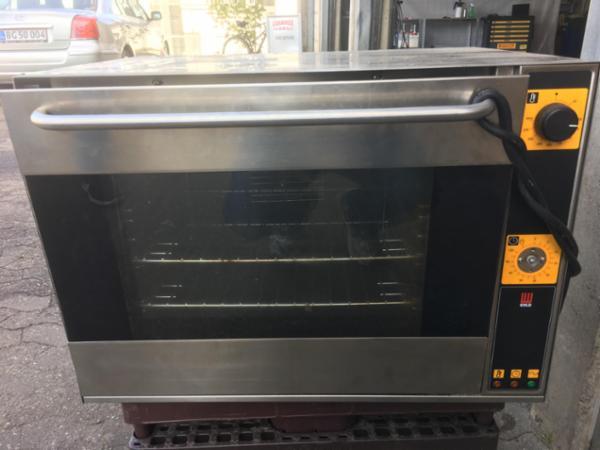 1455 Softicemaskine, køledisk, pizzaovn, m.m. sælges via Campen Auktioner
