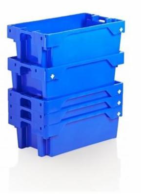 Stabelvendbarkasser - til opbevaring og transport