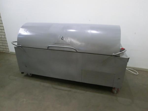 Kombineret skoldning og afhårdning maskine Baumann BM 20