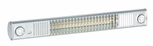 Viking T2 IP65 2000W/2 faste spot