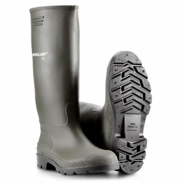 Dunlop Pricemastor gummistøvle Str. 35-47