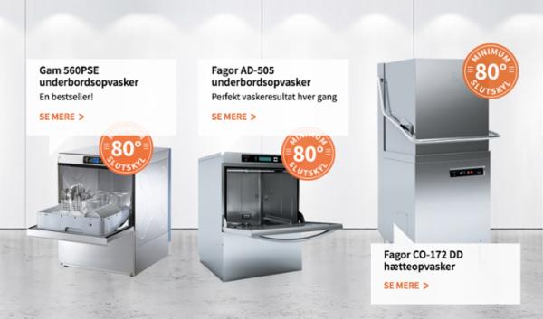 Industriopvasker fra kun 425 kr. / mdr. - inkl. all risk med LEASY BUSINESS