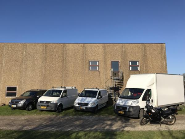 1552 Personbil, motorcykel, varevogn, boogietrailer, m.m. sælges via Campen Auktioner