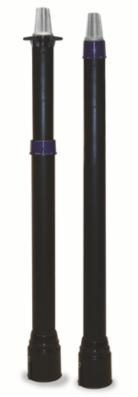 AVK garniturer - teleskopisk eller fast længde