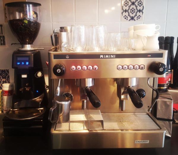 Espresso maskine