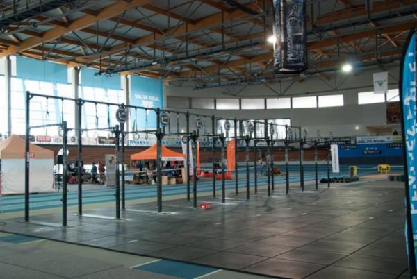 Stød-, støj- og vibrationsdæmpning i forbindelse med fitness, crossfit og frivægtstræning.