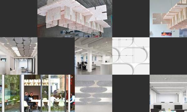 Troldtekt projektløsninger til loft og væg