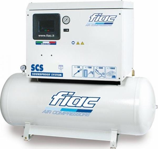Støjsvag Kompressor SCS 540