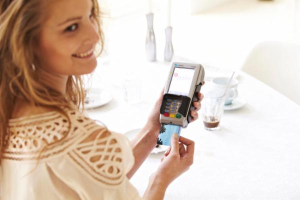 VX 680 betalingsterminal med GSM/WiFi fra Verifone