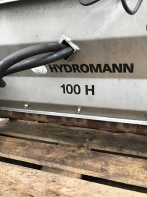 Hydromann 100H Valseudlægger rustfri
