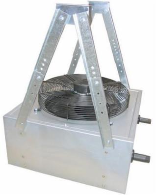 Firma Søren Sørensen har alt i automatik til varmeventilatorer.